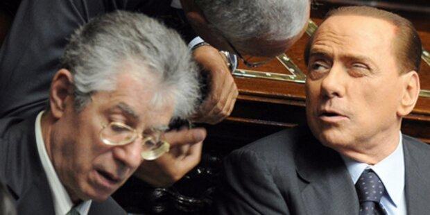 Lega Nord will Neuwahlen