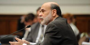 Fed: Niedrigzinspolitik wird längere Zeit andauern