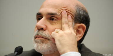 """Bernanke hält an """"ultralockerer Geldpolitik"""" fest"""