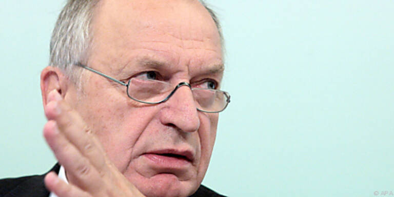Bernhard Felderer sieht schwierige Zukunft