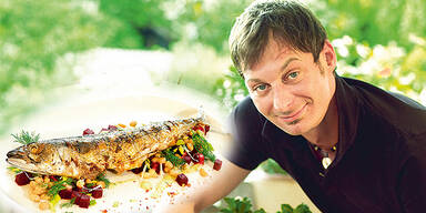 Bernie Rieder Fisch Rost grillen Rezepte