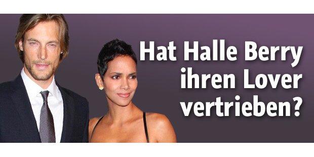 Hat Halle Berry ihren Lover verjagt?