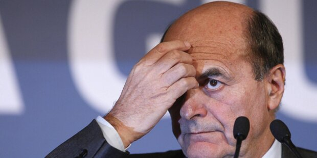 Bersani: Keine Koalition mit Berlusconi