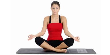 Besser schlafen - mit Yoga