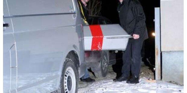 Bäuerin verblutete nach Traktorunfall