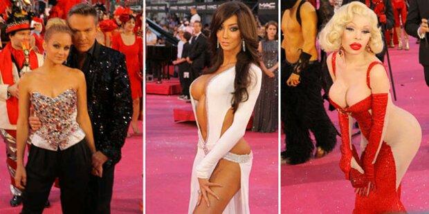 Die besten Fotos vom Life Ball 2012