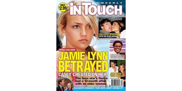 Jamie Lynn betrogen! Caseys Geliebte packt aus