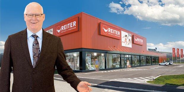 Betten Reiter eröffnet Filiale in Wr. Neustadt