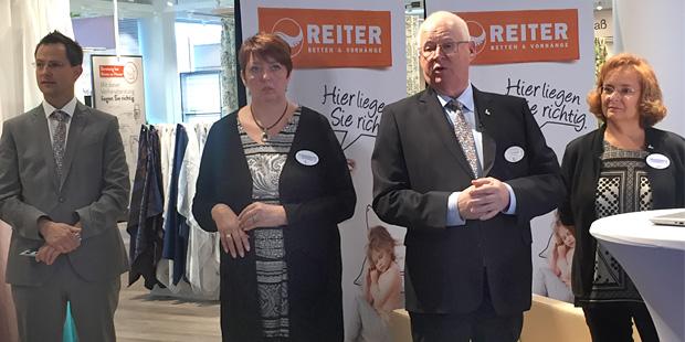 Betten Reiter Eroffnet Neue Filiale In Wr Neustadt