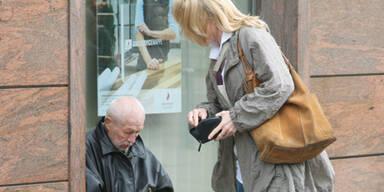 Stadt Salzburg will gegen Bettler durchgreifen