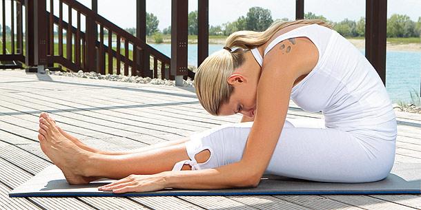 Yoga - Beuge