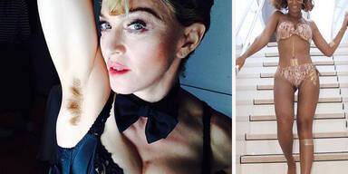 Die 15 schlimmsten Star-Beautypannen