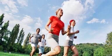 Bewegung Gesund dauert drei Jahre