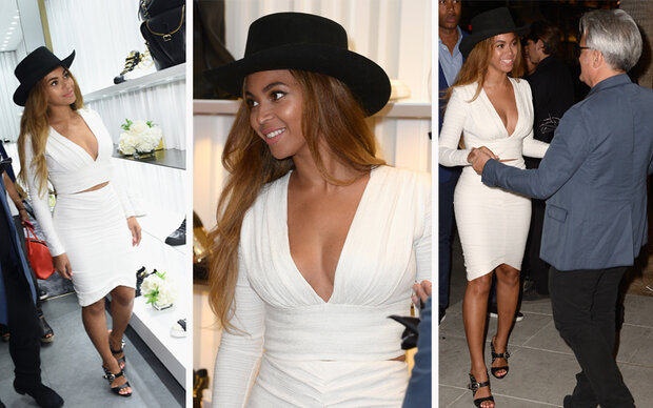 Beyonce zeigt ihre Killer-Kurven