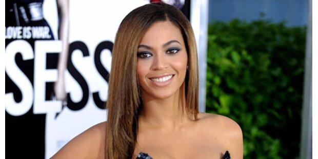 Beyonce shoppte auf der Kärntner Straße!