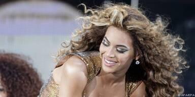Beyoncé räumt Hauptpreis ab