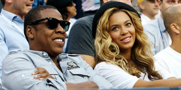 Beyonce und Jay Z wollen ins All