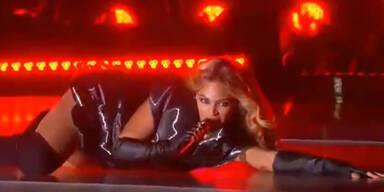 Beyoncé rockte den Super Bowl 2013