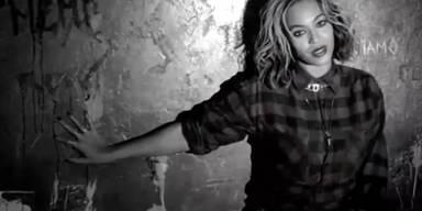 "Beyoncé postet ""Shades of Grey-Video""!"