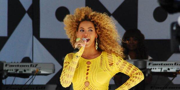Beyonce dreht Video für UN-Kampagne