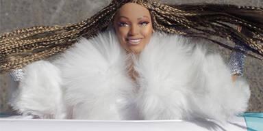 Beyoncé-Puppe