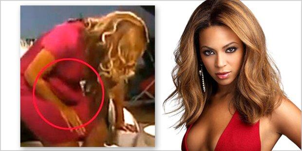 Beyoncé Knowles' Bauchrätsel: Nicht schwanger?