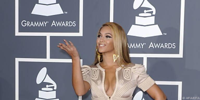 Sechs Grammys für Beyonce - Swift mit bestem Album