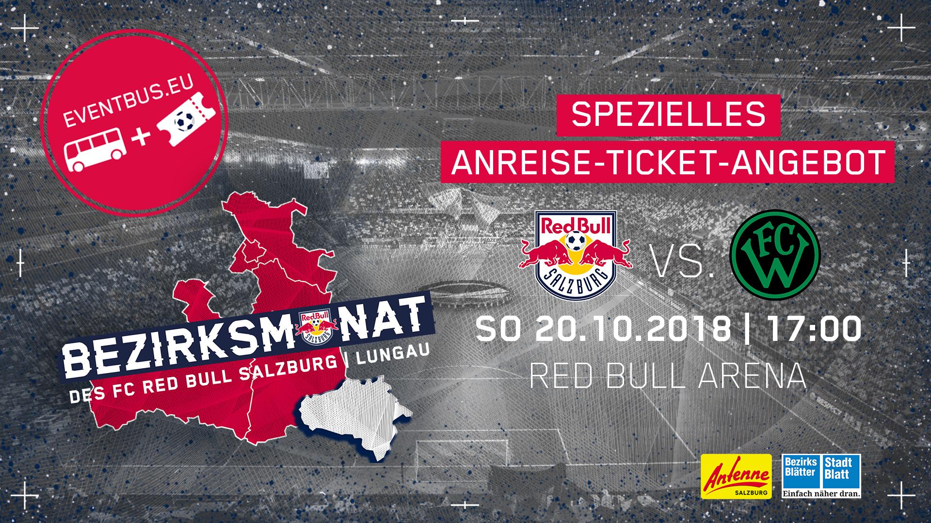Bezirksmonat von Red Bull Salzburg