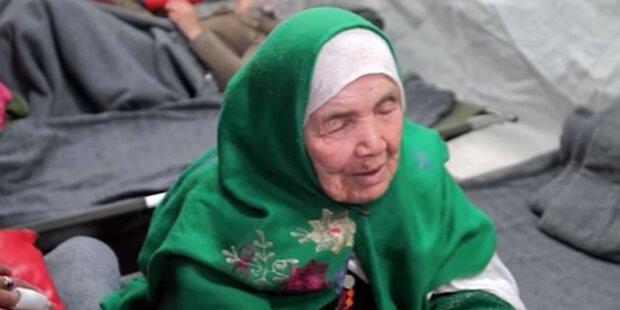 Asylwerberin (106) soll abgeschoben werden