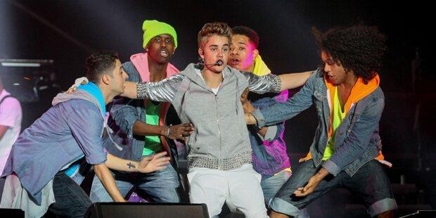 Justin Biebers Grammy-Rache floppte