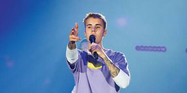 Kreisch-Alarm bei Bieber-Show