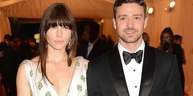 Jessica Biel heißt jetzt Timberlake