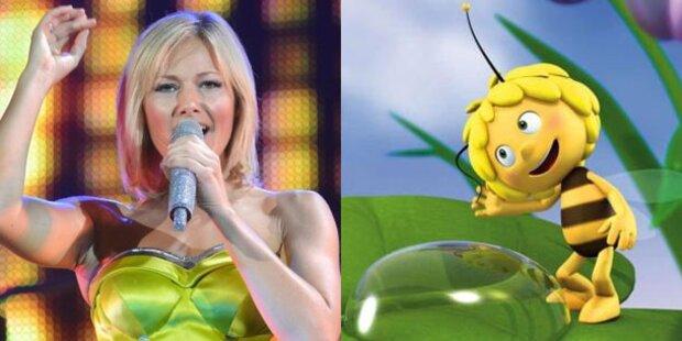 Helene Fischer singt über Biene Maja