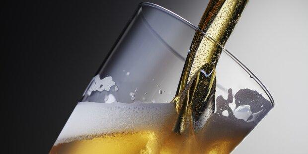 Jeder Österreicher trinkt 103 Liter Bier