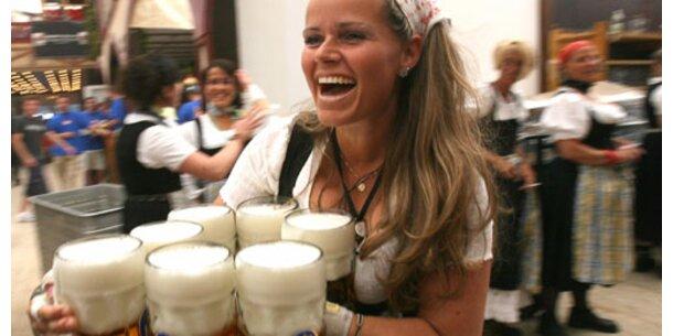 Bier wird 10 Prozent teurer