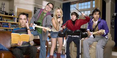 Big Bang Theory rockt TV-Quote