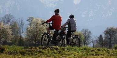 Die 5 besten Radtouren in Österreich