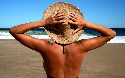 Über diesen Bikini lacht das Netz