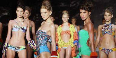 Bikinis  Rio de Janeiro Summer Fashion Week