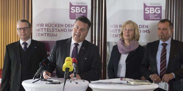 Salzburger Bürger Gemeinschaft SBG