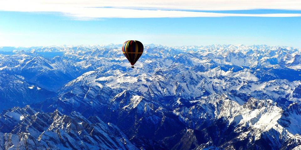 Balloon alps