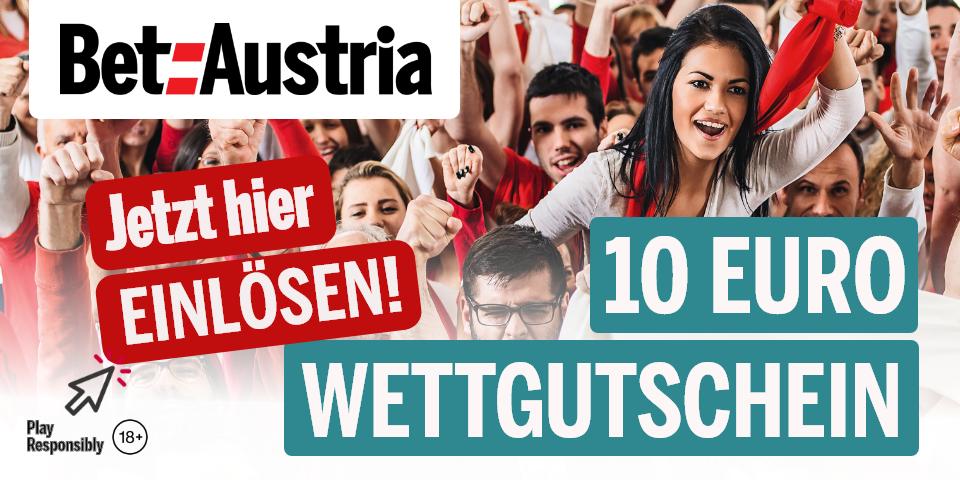 Bet Austria 50 Euro Wettgutschein