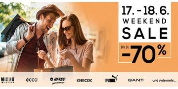 """Gewinnspiel: Das große """"Sales Weekend"""" im """"Freeport Fashion Outlet"""""""