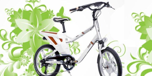 Ein Electrodrive Bike im Wert von € 2.000,-