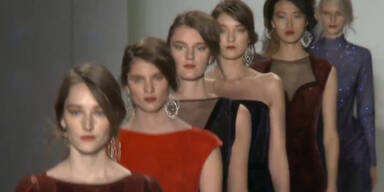 New York Fashion Week 2014: Kick Off