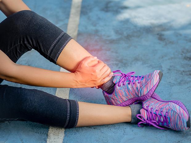 Gesundes Jogging