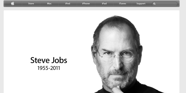 Apple-Chef Steve Jobs ist tot