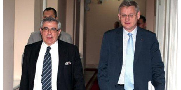 EU-Außenminister zu Besuch in Sarajevo