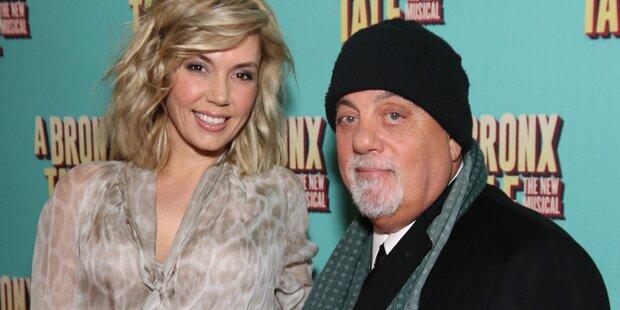 Billy Joel und Ehefrau Alexis erwarten 2. Kind
