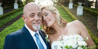 Billy Joel heiratet überraschend